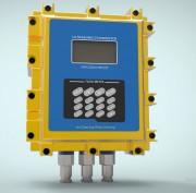 Débitmètre ultrasons fixe - Débitmètre fluides antidéflagrant