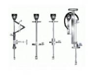Débitmètre Vortex à insertion - Pour des diamètres de 65 à 2000 mm