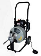 Déboucheur de canalisation électrique - Furet plomberie avec spirale de nettoyage