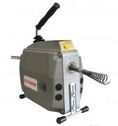 Déboucheur de canalisation électrique à 2 spirales de nettoyage - Appareil plomberie : diamètre conduites 20/150 mm