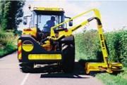 Débroussailleuse pour tracteur
