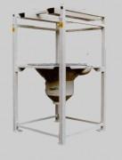 Déchargement modulaire industriel - Système de déchargement modulaire et expansible