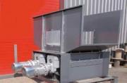 Déchiqueteur de cartons 1400 mm - Déchiquetage d'emballages volumineux