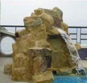 Décoration cascade - Pour piscine