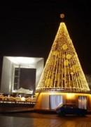 Décoration lumineuse - Décor extérieur sur mesure pour fêtes