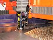Découpage laser - Évite la calamine de la coupe