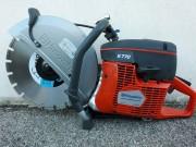 Découpeuse thermique diamètre 350 mm - Disponible en diamètre 300 ou 350 mm
