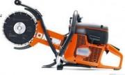 Decoupeuse thermique portative - Profondeur de coupe : 400 mm