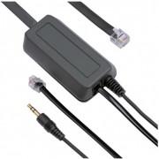 Décroché électronique Plantronics pour téléphones Siemens - Fonctionne avec les casques sans-fil Plantronics
