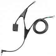 Décroché électronique Sennheiser pour Alcatel - Pour téléphone fixe Alcatel IP Touch ou T-Com