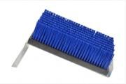 Décrottoir chaussure foot - Support en acier galvanisé - Fixation au sol