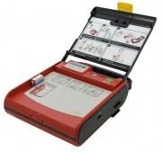 Défibrillateur automatisé - Batterie longue durée pouvant produire jusqu'à 200 chocs