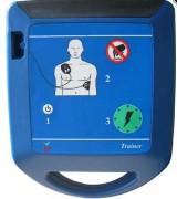Défibrillateur de formation à scénarios - Scénarios : 10 préprogrammés, 4 personnalisables - Autonomie 100 h