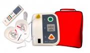 Défibrillateur de formation automatisé externe - 10 scénarios préprogrammés