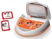 Défibrillateur externe automatique - Temps de rechargement entre  10 secondes et 15 secondes au maximum
