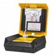 Défibrillateur externe automatisé (DAE) - Puissance délivrable : Adulte 150-200 Joules / Enfant 50 Joules (50 Oms)