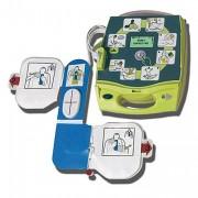 Défibrillateur pour sportif - Illustration détaillée par 8 icônes