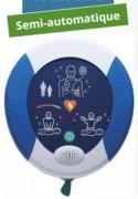Défibrillateur semi automatique - Fonction CPR advisor - Semi-automatique