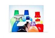 Dégraissant externe de machine - Substance liquide constitué d'huiles de polissage et de solvants.