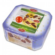 DELACRE Boite biscuit 1KG Teatime 0221180 - Europa