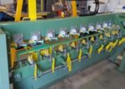 Déligneuse de profilés PVC - Ajustage et mise en forme de cadres en profilés PVC