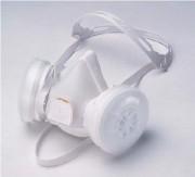 Demi masque de sécurité FFA1 respiratoire