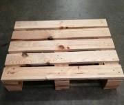 Demi-palettes en bois - Sur-mesure