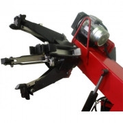 Démonte pneus poids Lourds - Moteur de rotation : 1,3/1,8 kW (2 vitesses)
