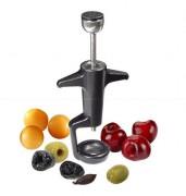 Dénoyauteur à olives et cerises - Longueur (cm) : 14.5