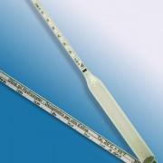 Densimètre pour huile - Amplitude : 0.870-0.970 g/ml / 50-0 °Bé - Fabrication française