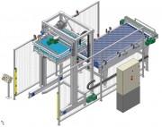 Dépalettiseur automatique - Puissance électrique : 3 kW - 380 v