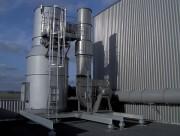 Dépoussiérage et filtration spécifique industrielle - Aspiration des particules en suspension