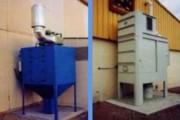 Dépoussiérage et filtration statique industrielle - Aspiration des particules en suspension