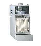 Dépoussiéreur filtre poche - Surface du filtre [m³] :4,5 ou 10 - Performance nominale [m³/h] : 600,900, 1400 et 2000
