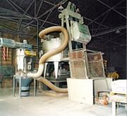 Dépoussiéreur industriel compact - Surface filtrante : De 10 à 47 m²