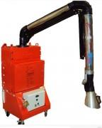 Déprimogène avec bras aspirant - Surface filtrante : 20.5 m²