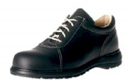 Derby en cuir - Norme EN ISO 20345 S2 -  Pointures 35 à 42
