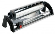 Dérouleur coupeur - Pour rouleaux jusqu'à 100 cm de largeur et jusqu'à 21 cm de diamètre