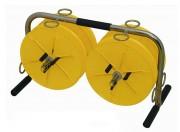 Dérouleur de fil électrique - Compatible avec fils électriques de section inférieure à 6mm²