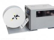 Dérouleur ré-enrouleur d'étiquettes 200 mm -  Dérouleur ré-enrouleur d'étiquettes adhésives 200mm