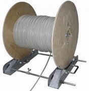 Dérouleur touret - Charge maxi : 200 kg