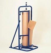 Dérouleur vertical pour papier - Poids maxi du rouleau : 150 kg pour un diamètre de 400 mm