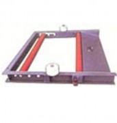 Dérouleurs fixes pour tourets industriels - Diamètre 600 à 1400 mm  -  Charge maxi : 1500 Kg
