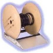 Dérouleurs fixes pour tourets légers - Diamètre 250 à 1050 mm   -  Charge maxi : 400 Kg