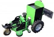 Désherbeur mécanique - Capacité maximale supportée : 1500 kg