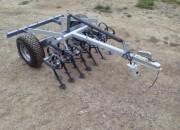 Désherbeur mécanique à petites lames - Désherbage 1,2 m - Petites lames
