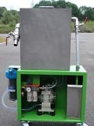Déshuileur à coalescence inox - Capacité de 100 litres/heure à 300 litres/heures
