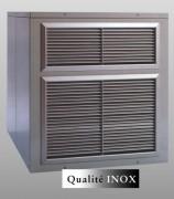 Déshumidificateur photocatalyse inox - Capacité (L / J) : 20 à 270