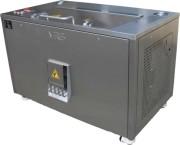 Déshydrateur déchets organiques - Cap. de charge : 150 kg/jour,  /-75 kg/ch., 8-11h/ch.