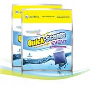 Désodorisant poudre en dosette - Usage quotidien - Volumes : 400 par caisse (5 sacs de 80)